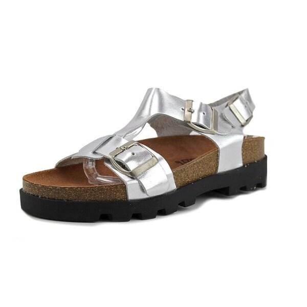 Sixtyseven 76765 Women Silver Sandals