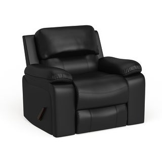 Link to LeatherSoft Rocker Recliner Similar Items in Living Room Furniture