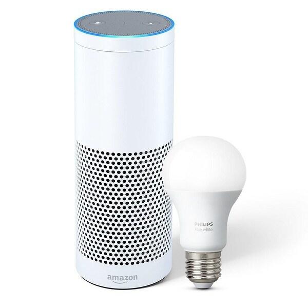 Amazon Fulfillment Services - - Amazon - Echo Plus White