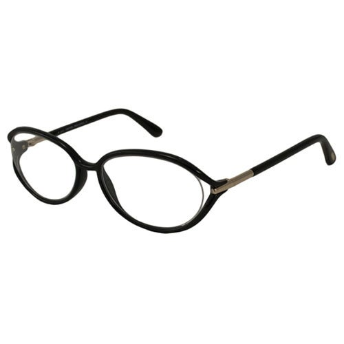 27dcd583ab34 Shop Tom Ford Womens Eyeglasses FT5212-001 Oval Black Full Rim Frames -  Free Shipping Today - Overstock - 18848989