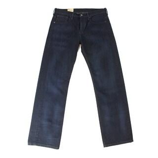 Levi's NEW Blue Oscillation Mens Size 31X32 Loose Straight Leg Jeans