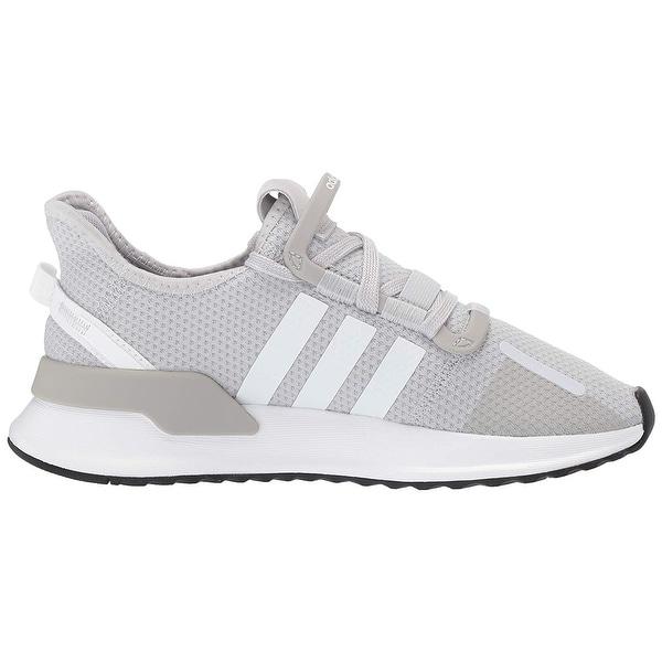 Shop Adidas Womens U path Run Fabric Low Top Lace Up Running