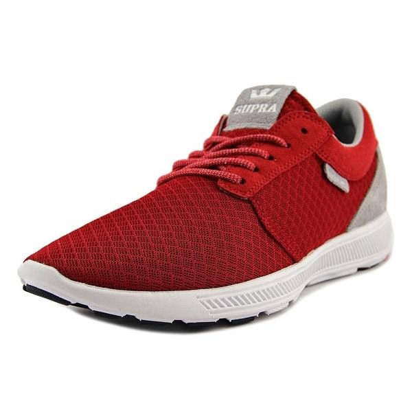 Supra Hammer Run Men Red-White Running Shoes