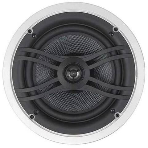 "Yamaha NS-IW560C 8"" 2-Way In-CeilingSpeaker System,CustomInstallations - N/A"