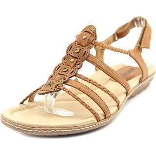 Earth Bluff Open Toe Leather Sandals