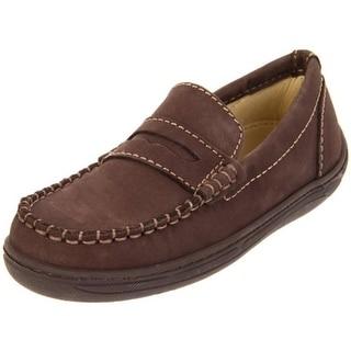 Primigi Choate Toddler Boys Nubuck Penny Loafers