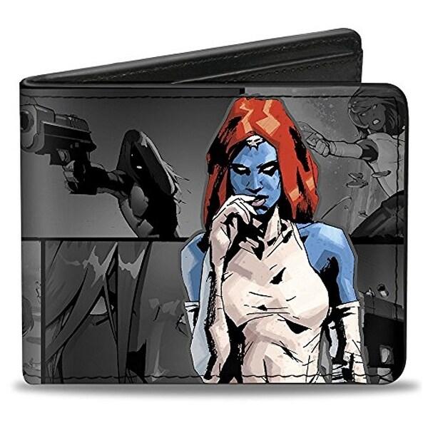 Buckle-Down Bifold Wallet X-Men Mystique