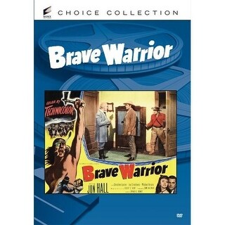 Brave Warrior DVD Movie