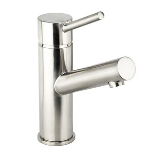 Miseno ML102 Mia-S Single Hole Bathroom Faucet - Includes Lifetime Warranty and Matching Drain Assem