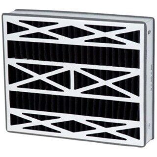 Filters-NOW 20x24.25x5 Air Kontrol Carbon Odor Filter Pack of - 2