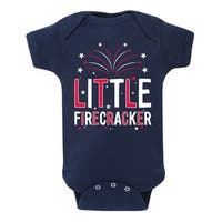 Little Firecracker  - Infant One Piece