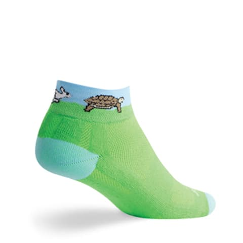 SockGuy Channel Air 1in Winning Cycling/Running Socks