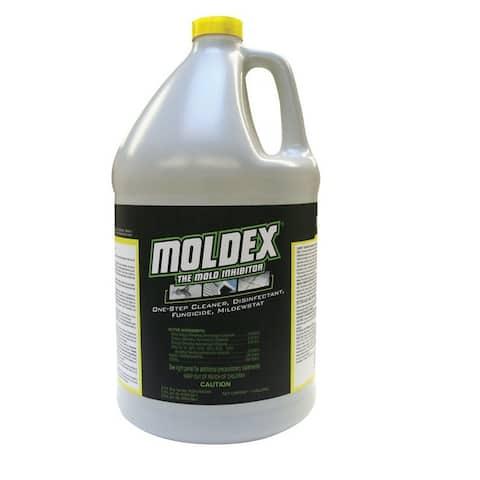 Moldex 5520 Mold Inhibitor Cleaner, 1 Gallon, Fresh scent
