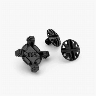 100% Percent Status Visor Screw Kit - 81015