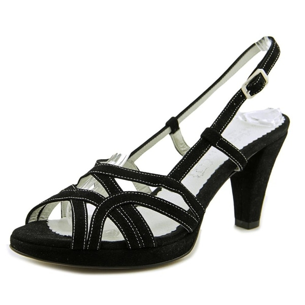 Andrea Piergentili Scarpa Women Nero Pumps