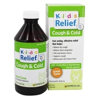 Kids Relief Kids Cough & Cold 8.5-ounce