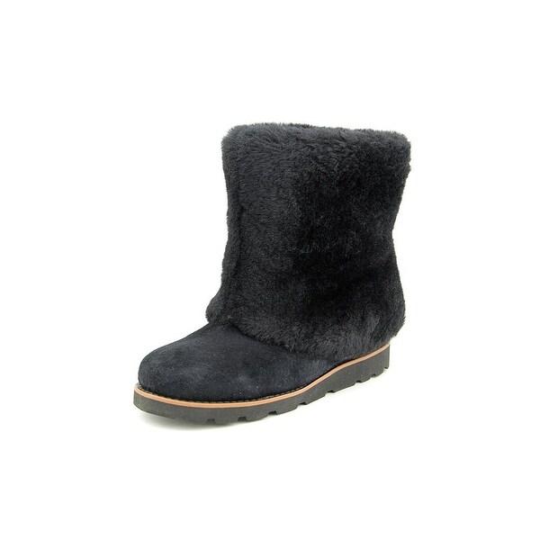 7df157ce849 Shop Ugg Australia Maylin Round Toe Suede Winter Boot - Free ...