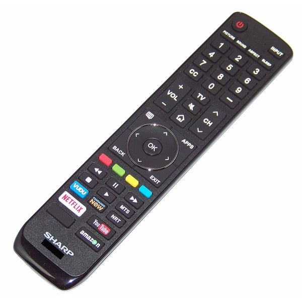 NEW OEM Sharp Remote Control Originally Shipped With LC55P8000U, LC-55P8000U