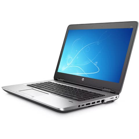 HP Laptop 640 Gen 1 Intel i5 Dual Core 4GB RAM 320GB Windows 10 Webcam Grade B