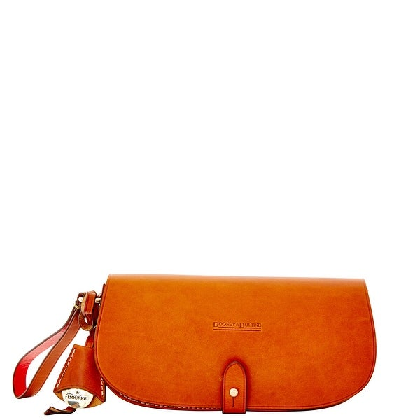 Dooney & Bourke Alto Trista (Introduced by Dooney & Bourke at $225 in Aug 2015) - Saddle