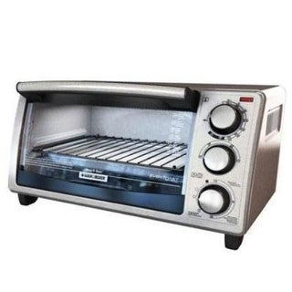 Applica TO1373SSD Bd 4slice Toaster Oven Ss