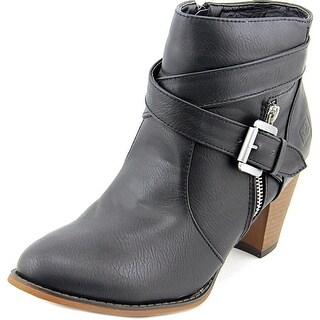 Dirty Laundry Dallas Pointed Toe Synthetic Ankle Boot