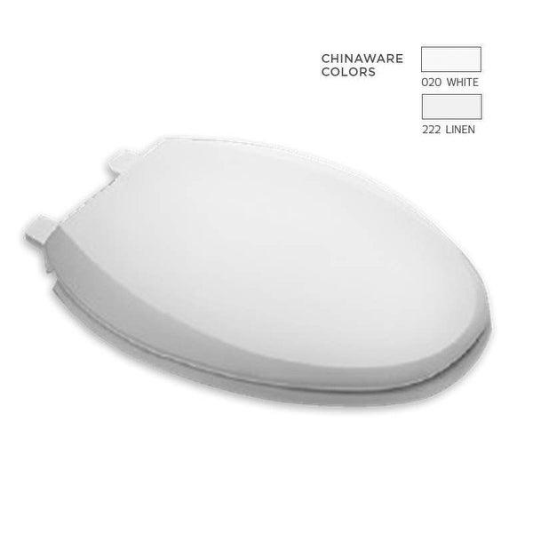 Shop American Standard 5257a65c Easy Lift Clean Elongated Toilet