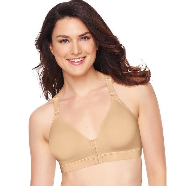 7d745053f Shop Women s Hanes Front Close Foam WF - Size - S - Color - Nude ...