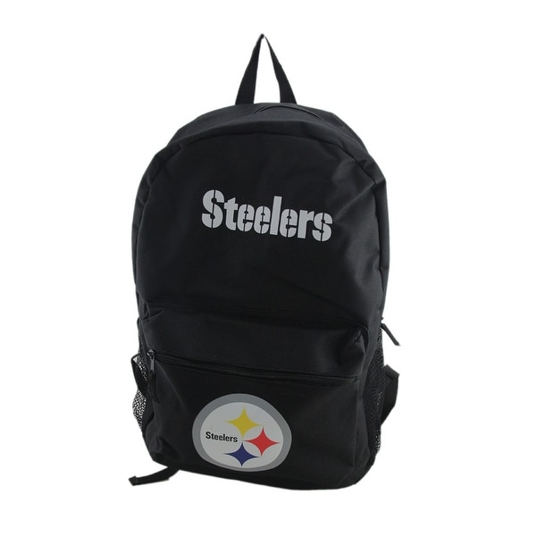 Shop Officially Licensed NFL Pittsburgh Steelers Black Canvas ... 6ab627d94