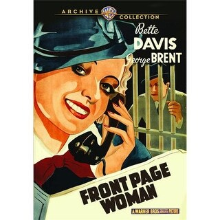 Front Page Woman DVD Movie 1935