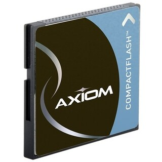Axion AXCS-3725-128CF Axiom 128MB CompactFlash Card - 128 MB