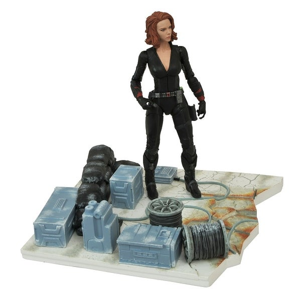 "Avengers Age of Ultron Marvel Select 7"" Action Figure Black Widow - multi"