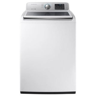Samsung WA45M7050A 27 Inch Wide 4.5 Cu. Ft. Energy Star Rated Top Load Washer with VRT Plus Technology