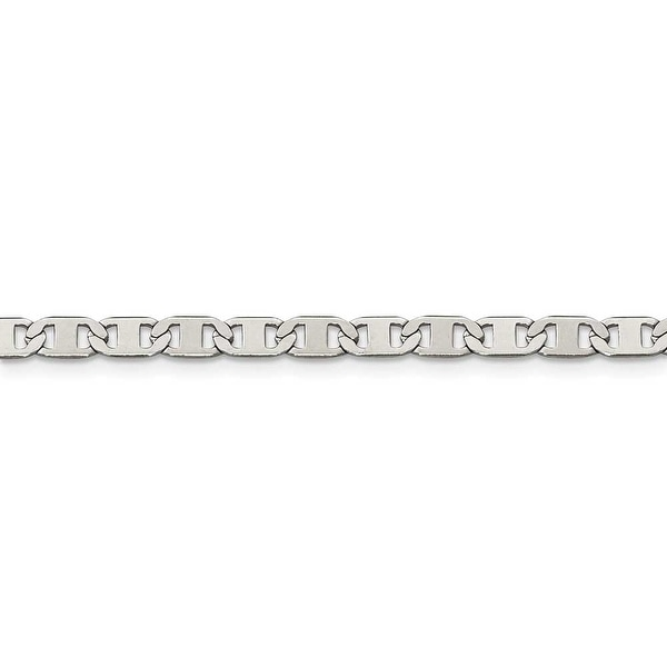 Stainless Steel Polished 5 mm Anchor Chain