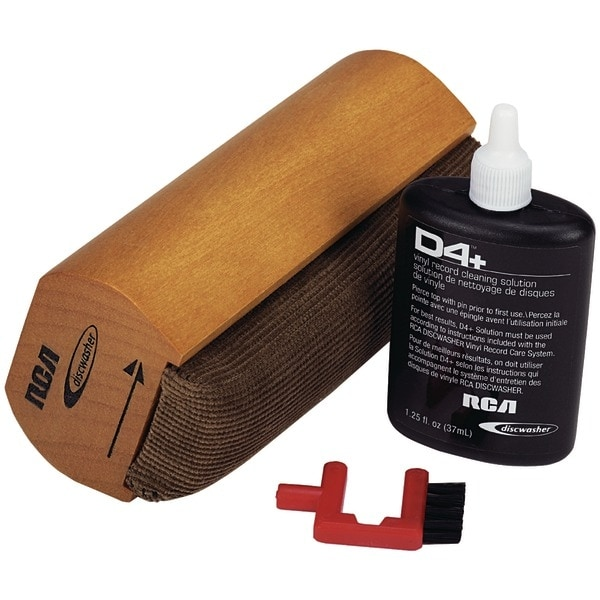 Discwasher Rd1006 Wet System Vinyl Record Care System