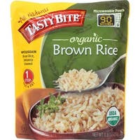 Tasty Bite - Organic Brown Rice ( 6 - 8.8 OZ)