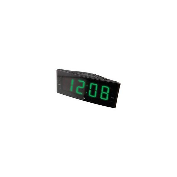 Dpi gpx c353b dual alarm clock with am fm radio