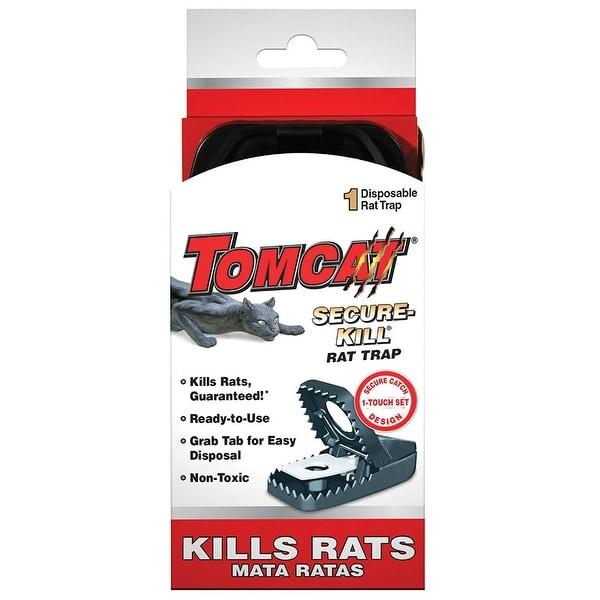 Tomcat 0360820 Secure Kill Rat Trap