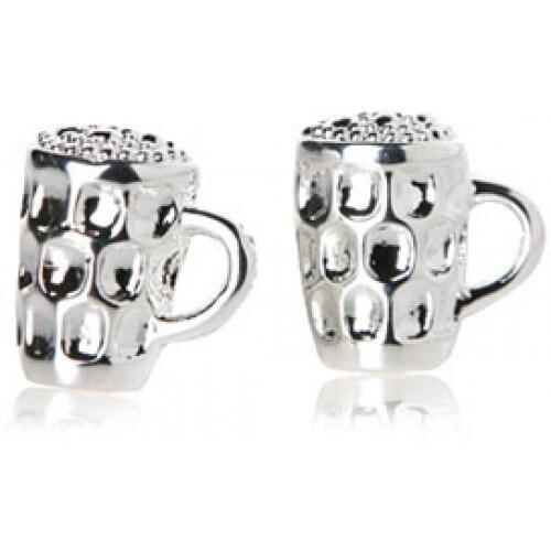 Beer Mug Cufflinks