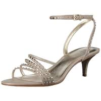 Nine West Womens Lastage Open Toe Special Occasion Strappy Sandals