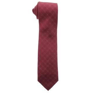 Sean John Mens Silk Classic Neck Tie - o/s