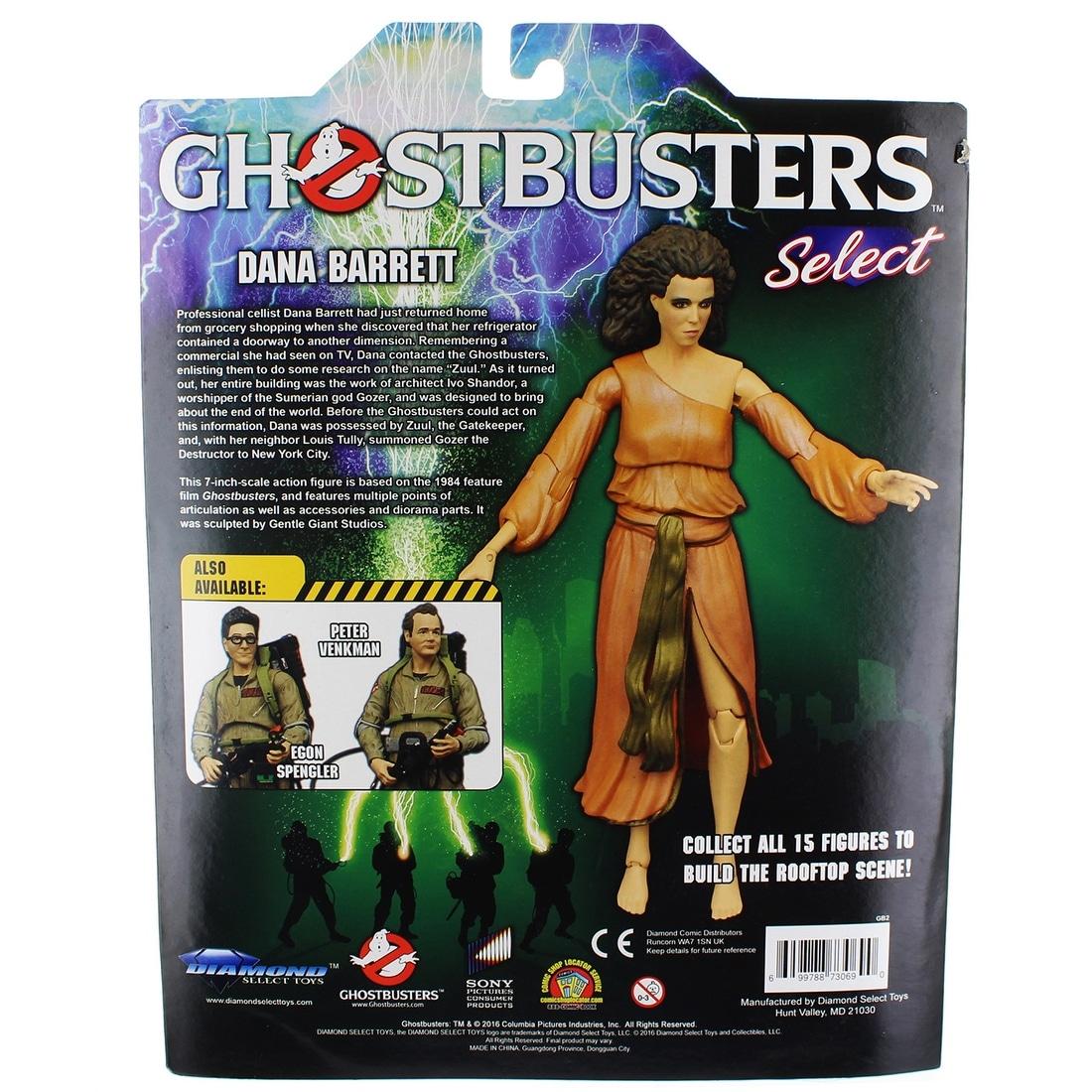 Dana Barrett-Ghostbusters 2 DIAMOND SELECT Figure