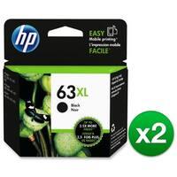 HP 728 40-ml Yellow DesignJet Ink Cartridge (F6U64AN)(2-Pack)