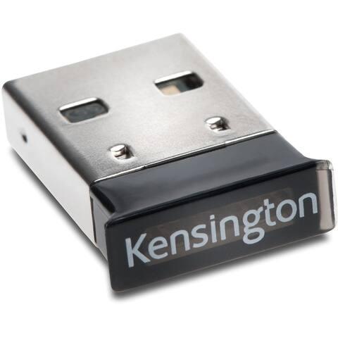 Kensington K33956AM Kensington Bluetooth 4.0 - Bluetooth Adapter for Notebook - USB - 2.40 GHz ISM - External