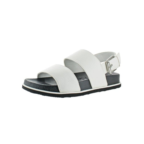 c470eb194b8a Shop Calvin Klein Mens Magnum Strap Sandals Buckle Sandal - Free ...