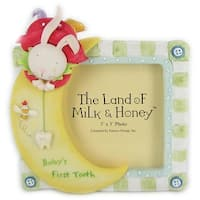 The Land of Milk & Honey 'Baby's First Tooth' Picture Frame