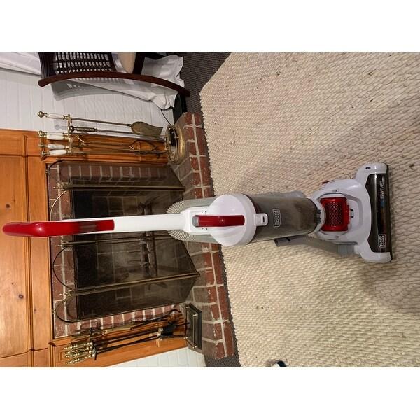 Shop Black & Decker BDASP103 Airswivel Upright Vacuum