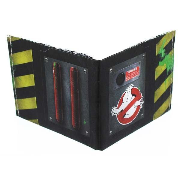 Ghostbusters Money Containment Unit Wallet - Multi