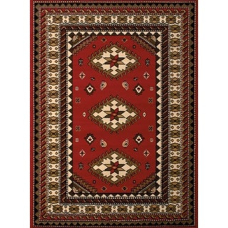 Link to Westfield Home Montclaire Feranda Southwestern Area Rug Similar Items in Rugs