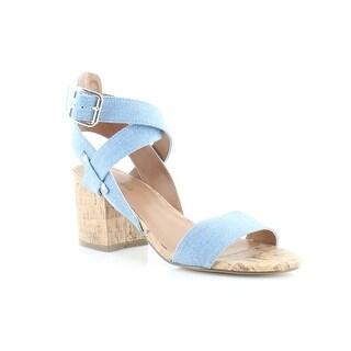 Pink & Pepper Elea Women's Sandals & Flip Flops Denim
